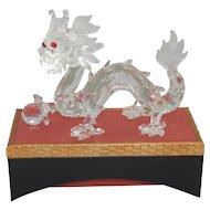 "Swarovski Crystal ~ Annual Edition 1997 ""Fabulous Creatures"" – The Dragon"