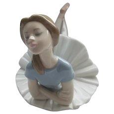 """Lladro - Blue Ballerina #1359 """"Heather"""""""