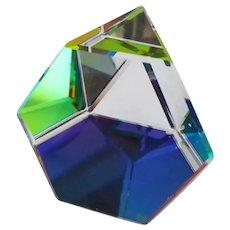 "Swarovski Crystal - ""Octron"" 1987"