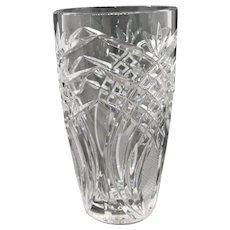 Waterford Crystal Round Vase