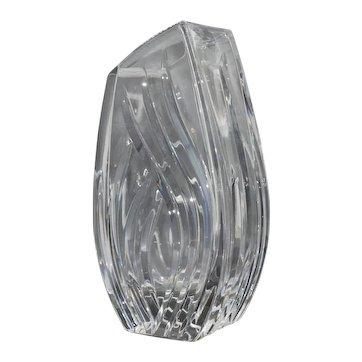 "Waterford Crystal ""Shane"" Large 10 Inch Vase"