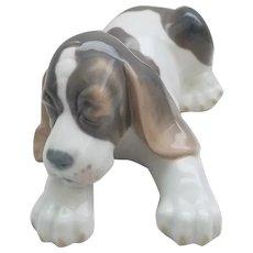 LLadro - Lying Beagle Puppy #  01072