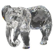 "Swarovski Crystal - 1993 Annual ""Inspiration Africa"" - Elephant"