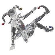 "Swarovski Crystal - ""Jester"" #275555"