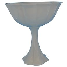 Lenox - Pedestal Candy Dish with Gold Trim