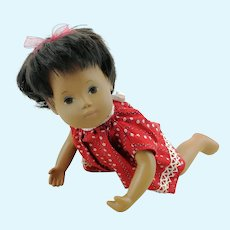 Sasha baby girl, sexed, vintage 1970 to 1978 by Trendon Ltd.