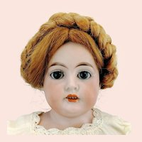 "Antique German AM 3200 doll, 1896 made, 23"" tall"