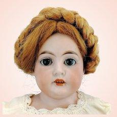 "Antique German AM 3200 doll, 1896 made, 23"" tall"