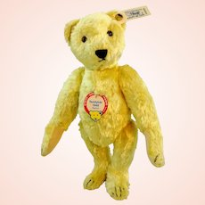 """Steiff Teddy Bear Replica 1948 with all IDs, vintage made 1997 only, 10"""""""