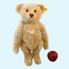 "Steiff teddy Rose replica 1925, all IDs, 16"" vintage 1987 to 1988"