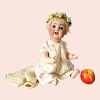 Alt, Beck and Gottschalck character baby 1352 German bisque head made 1912