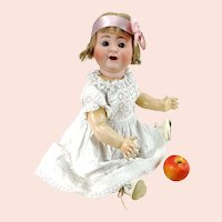 """Large 24"""" Alt, Beck and Gottschalck mold 1361 made 1912 character baby"""