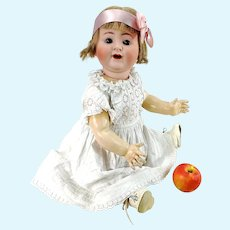 "Large 24"" Alt, Beck and Gottschalck mold 1361 made 1912 character baby"