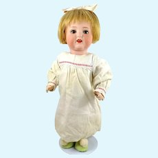 AM Character Baby Germany around 1931 open mouth 15""