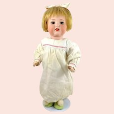 """AM Character Baby Germany around 1931 open mouth 15"""""""