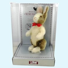 Steiff Dutch Rabbit 1911 replica Museums Collection 1988 made mint in box