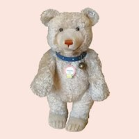 Steiff Teddy Baby 1949 all IDs largest 30 inches 2001 Replica ltd edition of 1500