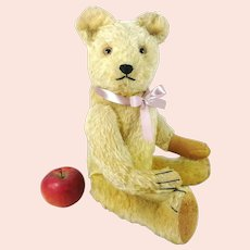 """Antique German Teddy Bear from the 1920s restored 17"""" tall"""