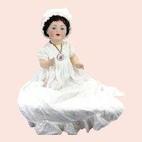 22 inches large K*R Simon & Halbig 126 Character Baby around 1914 flirting eyes