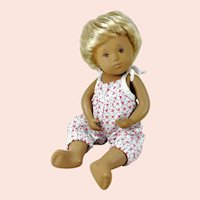 Sasha Baby Boy brass blond 1970 to 1978 vintage English made by Trendon
