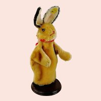 Steiff Bunny Rabbit Hand Puppet with IDs vintage 1968 to 1978