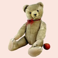 Hermann Teddy bear large 27 inches 1930s German vintage