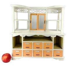 """Art Nouveau Toy Shop 1900s Merchants Store 18 by 19"""""""