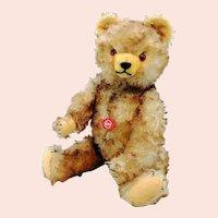 "German Hermann Teddy Bear with ID 20"" large 1986 made ltd Edition"