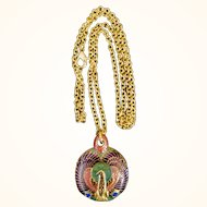 E. Berebi Limited Edition Majesty of Egypt Watch Necklace
