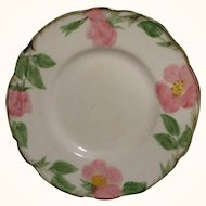 "Vintage Franciscan Desert Rose Bread and Butter Plates 6 3/8"" Set of 8"