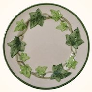 Vintage Franciscan Ivy Pattern Bread & Butter Plates - Set of 8
