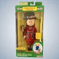 Eden 9 inch Poseable Doll Madeline England NRFB