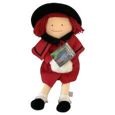"Eden 18"" Cloth Madeline Doll 1990"