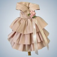 Exquisite Taffeta Garden Party Dress by Robert Tonner for Tiny Kitty Collier