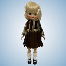 "School Uniform for 7""-8"" Doll— Fits Tiny Betsy McCall!"
