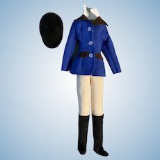 Equestrian Outfit for Small Doll