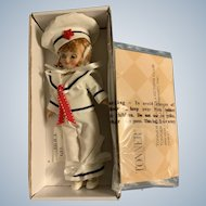 Adorable Tonner Tiny Betsy McCall Sailor