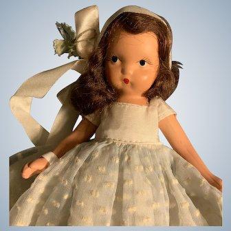 Nancy Ann Storybook Doll Compo Sugar Spice