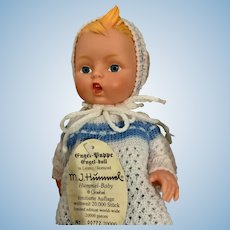 German M.J. Hummel Engel-Puppe NIB