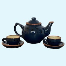 Boyd's Bear Anniversary Tea Set from 1999