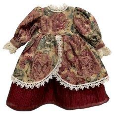 Elegant Doll Dress