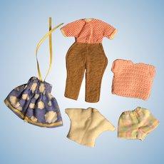 Tiny Betsy McCall Clothing Lot