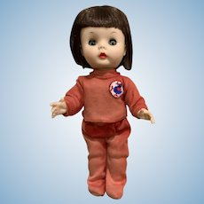 Vintage 1958 Arranbee Littlest Angel Doll Just Like the One Santa Left!