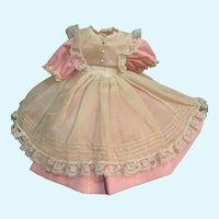 "Vintage 1980's Madame Alexander 12"" Little Women Beth Clothing"
