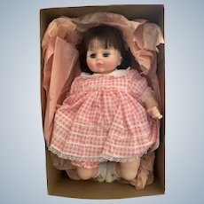 "Vintage 1965 Madame Alexander 14"" Pussycat Doll Like New Original Box and Tag"