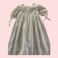 Absolutely Fabulous Vintage Doll Gown for French German Bisque HTF!