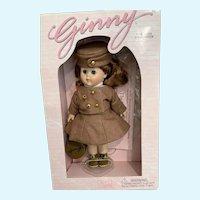 "Vintage 1995 Vogue Ginny Roman Holiday 8"" in Original Box Like New"