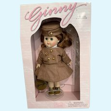 "Vintage 1995 Vogue Ginny Roman Holiday 8"" in Original Box Like New"