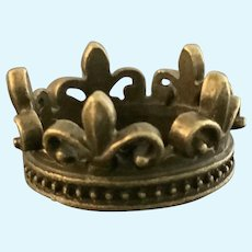 Doll Crown for Tiny French German Bisque