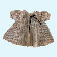 Vintage 1940's Doll Dress